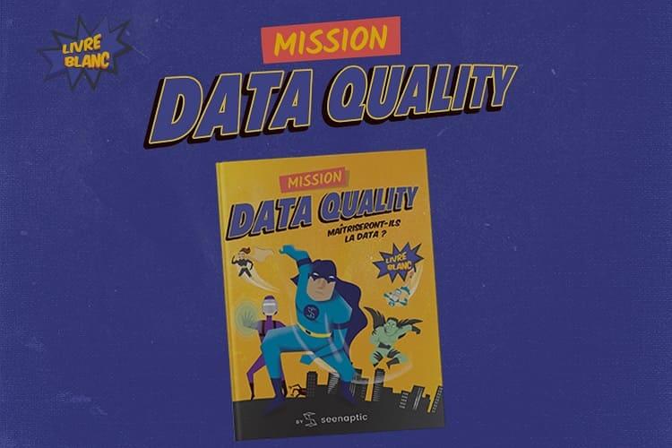 Livre blanc mission data quality