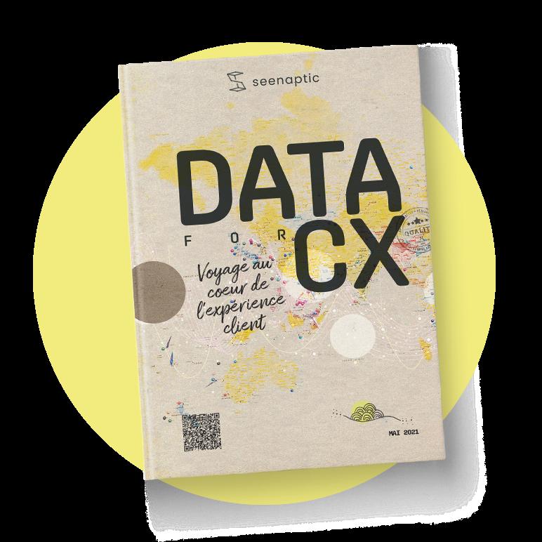 Couverture, livre blanc: la donnée au service de l'expérience client